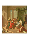 Circe and Ulysses Giclee Print by Camillo Procaccini