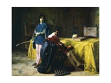 Count Lara, 1861 Giclee Print by Domenico Morelli