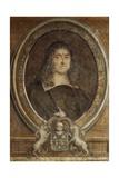 Portrait of Pierre Corneille Giclée-Druck von Rogier van der Weyden