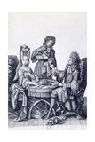 Taste Giclee Print by Nicolas Bonnart