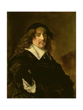 Portrait of a Man, C.1660 Giclee Print by Frans II the Younger Francken