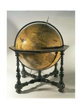 Celestial Globe, 1698 Giclee Print by Vincenzo Coronelli