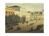 View of Warsaw Giclee Print by Justus Sustermans