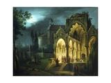 Moonlight/Fantasy Giclée-Druck von Lorenzo Veneziano