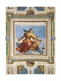 Allegory of Justice, 1620-1625 Giclee Print by Matteo Rosselli
