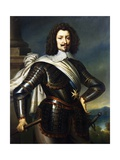 Portrait of Charles De Guise or Charles of Lorraine Giclee Print by Jean-Marc Nattier