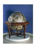 Celestial Globe, 1693 Giclee Print by Vincenzo Coronelli