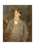 Aubrey Vincent Beardsley, 1895 Giclee Print by Jacques-emile Blanche