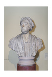 Bust of Canon Edward Finch, 1728 Giclee Print by John Nash