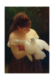 The Dove Giclee Print by John Nash