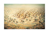 Sand Creek Massacre, November 29, 1864 Giclee Print by Robert, the Elder Peake
