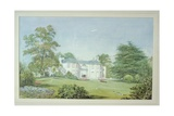 Bohun Lodge, New Barnet Giclee Print by John Keay