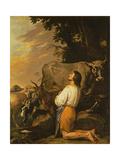The Prodigal Son, 1650S Giclee Print by Salvatore Giusti
