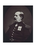 Portrait of Colonel, 1878 Giclee Print by Eugene Fromentin
