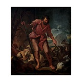 The Prodigal Son, 1720 Giclee Print by Pasquale Mattei