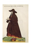 Spanish Peasant Woman, from Habitus Praecipuorum Popularum, 1577 Giclee Print by Joyce Haddon