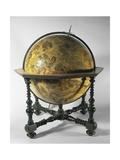 Celestial Globe, 1698 Giclee Print by Vincenzo Coronelli