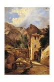 The Valley of the Mills at Mali Giclee Print by Gordon Frederick Browne