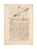 Liber Da Ludis Rerum Mathematicarum: 'Equilibra' Giclee Print by Leon Battista Alberti