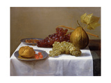 Still Life with Fruits Giclee Print by Jacob Jordaens