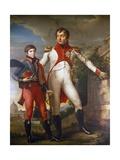 Portrait of Louis Bonaparte Giclee Print by Jean Boulanger