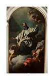 Saint Cajetan in Glory, 1725 Giclee Print by Francesco Zuccarelli