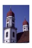 Sankt Urban Cistercian Abbey Giclee Print by Franz Hogenberg