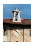 Clock-Tower in Pisa, 1608 - 1696 Giclée-Druck von Giorgio Vasari