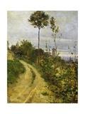 Hill Road Giclee Print by Edoardo Dalbono