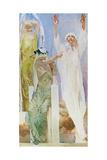 Il Precursore, 1927-1928 Giclee Print by Giulio Carpioni