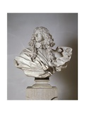 Marble Bust of Francesco I D'Este Duke of Modena Giclee Print by Gian Lorenzo Bernini