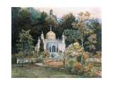 Germany, Moorish Kiosk in Park of Linderhof Castle, 1881 Giclee Print by Heinrich Schliemann