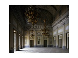 Royal Villa of Monza, Interior, Lombardy, Italy Giclee Print by Giuseppe Piermarini