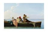 From Frisio to Saint Lucia Giclee Print by Edoardo Dalbono