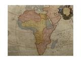 Afrika Giclée-Druck von Guillaume Voiriot