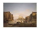 The Grand Canal in Venice, 1838 Giclee Print by Francis Cotes