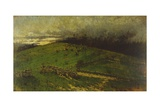 Storm Brewing Giclee Print by Francesco Fontebasso