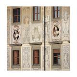 Palazzo Dei Cavalieri, Pisa, 1562 Giclée-Druck von Giorgio Vasari