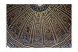 The Dome: Mosiacs Giclee Print by Giuseppe Cesari