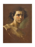 Self Portrait as a Young Man Giclee Print by Gian Lorenzo Bernini