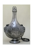 Wine Flask with Chain, Made for Wedding of Christof Verdmuller to Katharina Hirzel, 1669 Giclee Print by Hans Part