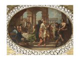 Parable of the Banquet, 1752 Giclee Print by Michele Cammarano