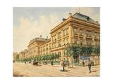 Spittalgasse in Vienna, 1904 Giclee Print by Richard Redgrave