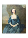 Flora Macdonald Giclee Print by Richard Wilson