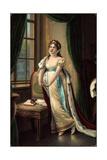 Künstler Lotzmann, Königin Luise Von Preußen, Memel Giclee Print