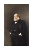 Portrait of Emilio Treves, 1907 Giclee Print by Vladimir Egorovic Makovsky