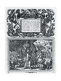 Jerusalem Delivered Giclee Print by Tranquillo Cremona