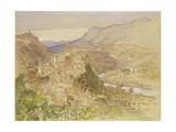 Italian Landscape Giclee Print by Samuel Scott