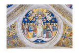 Christ as Sol Iustitiae, 1508 Giclee Print by Pisticci Painter