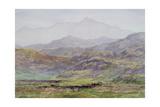 Ben Cruachan Giclee Print by Sir Edward Coley Burne-Jones